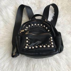 Zara Mini Pearl Backpack